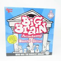 Big Brain Academy 2007 Game  - Sealed  University Games