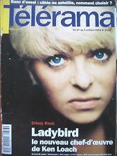 2333 KEN LOACH LADYBIRD NEGRESSES VERTES CAILLEBOTTE MARLON BRANDO TELERAMA 1994