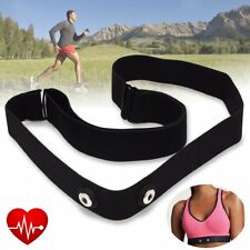 New Soft Heart Rate Monitor Test Sports Chest Belt Strap for Polar Wahoo Garmin