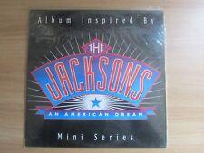 JACKSONS AN AMERICAN DREAM RARE KOREA ORIG PROMO SEALED LP MICHAEL jackson 5