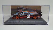 McLaren F1 GTR - 24 Heures du Mans 1997 - 1/43 NEUF