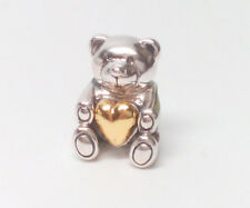 NEW Genuine Authentic PANDORA *BEAR MY HEART* - 791166 RETIRED
