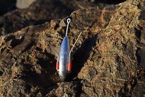 4 x 6oz Beach bomb gripper weights sea fishing