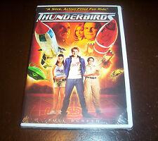 THUNDERBIRDS Classic Movie Remake British TV Series Gerry Anderson DVD NEW