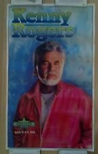 1988 Kenny Rogers Resorts International Casino Hotel Posters/Lot of 2 Posters