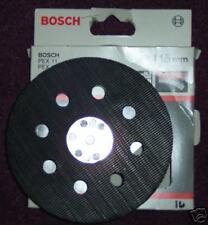 Bosch Backing Pad Hook Loop 115mm 2608601065 PEX 11 / 115