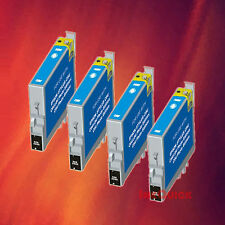 4 T044220 T0442 CYAN INK FOR EPSON C84WN C66 CX6600