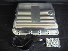 CHEVROLET R700 POLISHED ALUMINIUM TRANSMISSION PANS