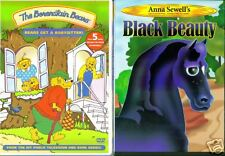 The Berenstain Bears - Get A Baby Sitter & Black Beauty