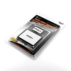 GGS DSLR LCD Screen Protector for Nikon D7000 New for Camera, from US Seller!!