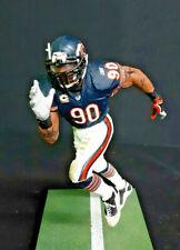 JULIUS PEPPERS, NFL 25, BLACK JERSEY MCFARLANE, CHICAGO BEARS