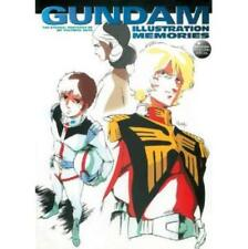 Gundam illustration Memories Gundam Series illustration art book