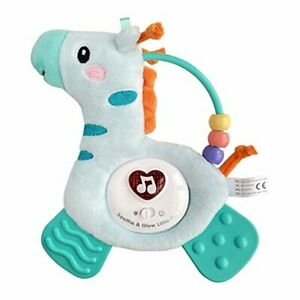 Baby Critters Musical Toys Giraffe Teething Toy for Babies,Soothing Musics,
