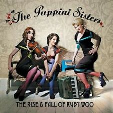 "THE PUPPINI SISTERS ""THE RISE AND FALL OF RUBY WOO"" CD"