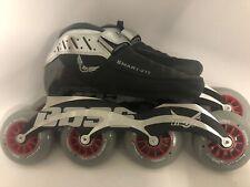 New - Mota Inline Speed Skates - Carbon Size 5 Euro 37