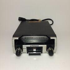 Vintage Pioneer Car Cassette Player (For Parts)