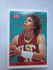 1993 Cheryl Miller Kellogg's College Greats Poster Card Basketball Card Mint