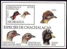 Birds Sheet Stamps