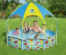 More details for new bestway splash & shade play pool liner base floor p56543ass17 genuine