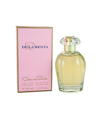 SO Oscar de la Renta profumo donna edt eau de toilette 100ml NUOVO E ORIGINALE