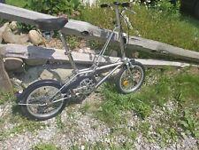 Vintage Hon (Dahon) California folding bike  Stainless Steel