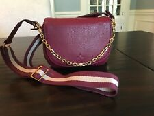 NWT India Hicks Cartridge Bag in Merlot Fabulous! Crossbody or Shoulder Bag!