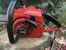Homelite 360 Professional Chainsaw