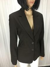 ** KATIES ** BNWT $79.95 * Size 10 Brown Smart Corporate Suit Jacket - (A966)