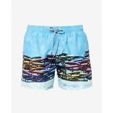 Ted Baker Swim Shorts for Men's Polyester Swimwear