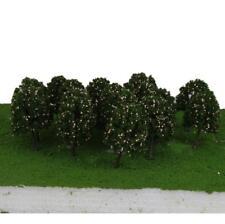 HO Maquette Train électrique Jouef Accessoire 20pcs Arbre Fruit Rose 9.5cm