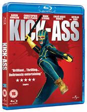 Blu Ray KICK ASS. Nicolas Cage. Brand new sealed.