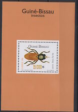 Guinea-Bissau 1996 Insects Souvenir sheet S/S Mi. Bl. 298 MNH ** Scarce !
