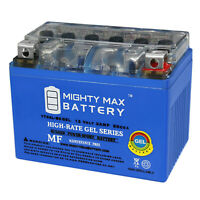 Mighty Max YTX4L-BS 12V 3Ah GEL Battery for Honda 50 NCH50 Metropolitan 13-'1