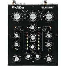 OMNITRONIC TRM-202 2-Kanal Rotary-Mixer MK3   Neu