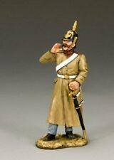 King & Country UK CRW037 Russian Officer - Crimean War Toy Soldier Miniature