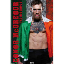 UFC - Conor McGregor POSTER 61x91cm Mixed Martial Artist The Notorious
