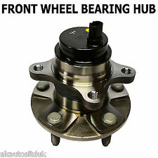 LEXUS IS220D IS250 IS350 05-12 FRONT AXLE RIGHT OS WHEEL BEARING HUB COMPLETE