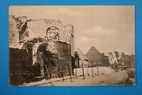 Pas de Calais 62 AK CPA Neuville Vitasse 1916 Eglise Ruines Maisons Bunker Ferme