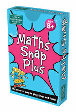 Matematica Snap Plus PAIA + SNAP CARD GAME Brainbox-MATEMATICA risorse di formazione