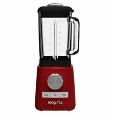 NEW MAGIMIX BLENDER - 11613 RED 1.8L HEAT RESISTANT GLASS DRINK KITCHEN GADGET