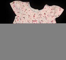 Baby-Kleider aus Baumwollmischung mit Blumenmuster