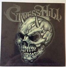 """Cypress Hil 00004000 l Sticker 4""""x4"""""""
