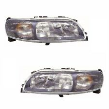 For Volvo V70 Mk2 2000-2004 Headlights Headlamps Lighting Part 1 Pair O/s & N/s