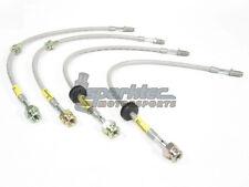 Goodridge G-Stop Stainless Steel Brake Line Kit 04-13 Mazda Mazda3 ALL NEW