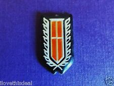 1985-1986-1987 Mercury Grand Marquis Steering Wheel Horn Pad Emblem