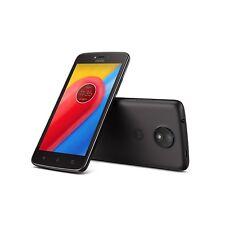 Motorola Moto C - 16GB - Black (Unlocked) Smartphone
