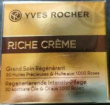 Yves Rocher Riche Creme Intensivpflege Tag & Nacht, 75 ml, OVP