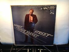 CHARLIE BARNETT  and His Orchestra - Lonely Street ~ VERVE 2040 w/18 piece group