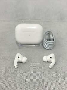 Apple AirPods Pro Wireless Individual Components: Right - Left - Charging Case