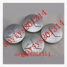 FOR MITSUBISHI CENTER WHEEL HUB CAP HUBCAPS MR554097 SET OF 4PCS 59mm